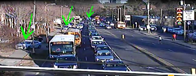 Police situation - West Blvd at Remount Rd #clttraffic #clt<br>http://pic.twitter.com/VqNxlnz7sC