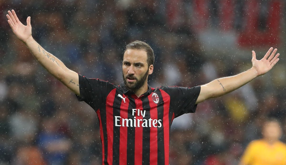 Chelsea have reportedly agreed a deal with Juventus for the transfer of striker Gonzalo Higuain.
