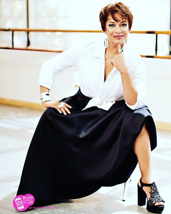 Debbie Allen....January 16, 1950  HAPPY 69th  BIRTHDAY Doesn\t look almost 70