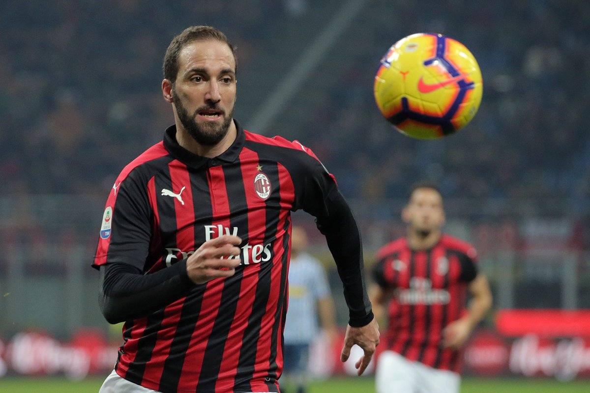 BREAKING: An agreement has reportedly been reached between Chelsea and Juventus for a loan deal for Gonzalo Higuaín! (Who is currently on loan at AC)  Happy with that one, #CFC fans?