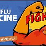 Image for the Tweet beginning: #Clinicians: Help #fightflu this season