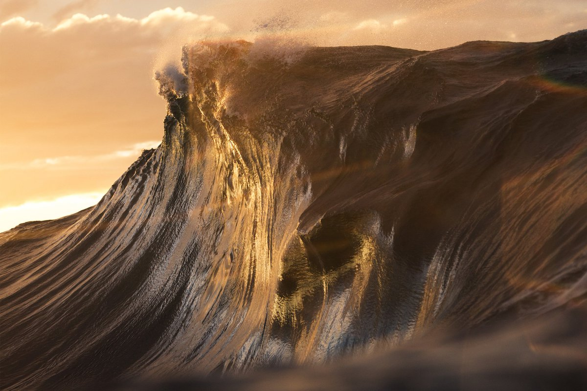 &quot;The breaking of the Wave cannot explain the whole sea.&quot; - Vladimir Nabokov Photo by Cameron McFarlane <br>http://pic.twitter.com/oRbqu0Zrju