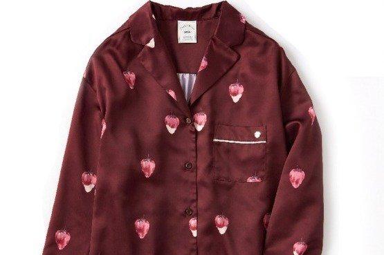 [明日発売] ジェラート ピケのバレンタイン、苺×チョコ柄ルームウェアやショコラ色チュールキャミソール - https://t.co/amkYOjDI0h