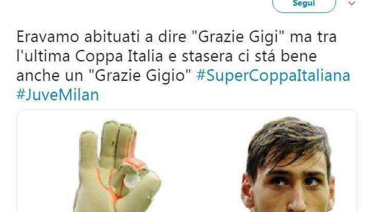 #VittoriaJuve in #Supercoppa: le reazioni sui social.