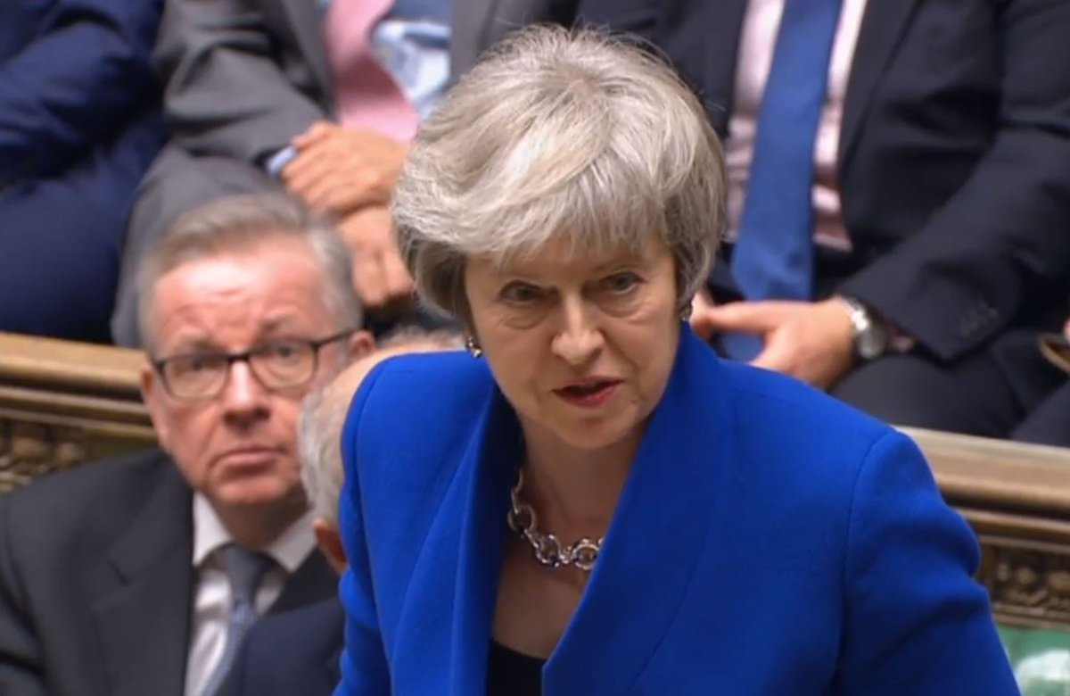 Theresa May has said she is bringing together other Parliamentary parties to find a solution to her Brexit deal. @TomSwarbrick1 asks: will this be succesful in moving Brexit forward