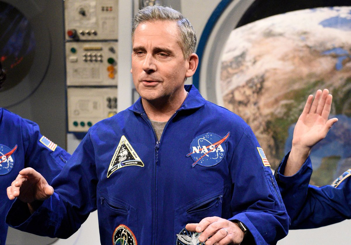 Steve Carell's new TV series Space Force might be Netflix's clever way of eventually replacing The Office https://t.co/YbpDlV2Mg7