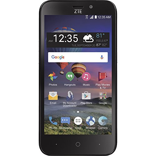 Buy TracFone ZTE ZFive2 4G LTE Prepaid Smartphone at 30% Off -...
