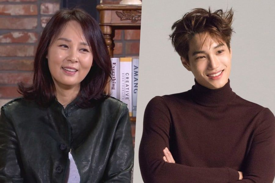 RT @soompi: Actress Jeon Mi Sun Shares Story About How #EXO's #Kai Impressed Her https://t.co/GNzrwUDQUf https://t.co/UILeYQ7xVm