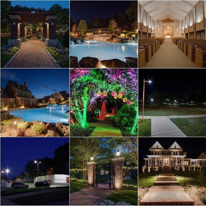Outdoor Lighting Perspectives Of Nashville Nashvillelights