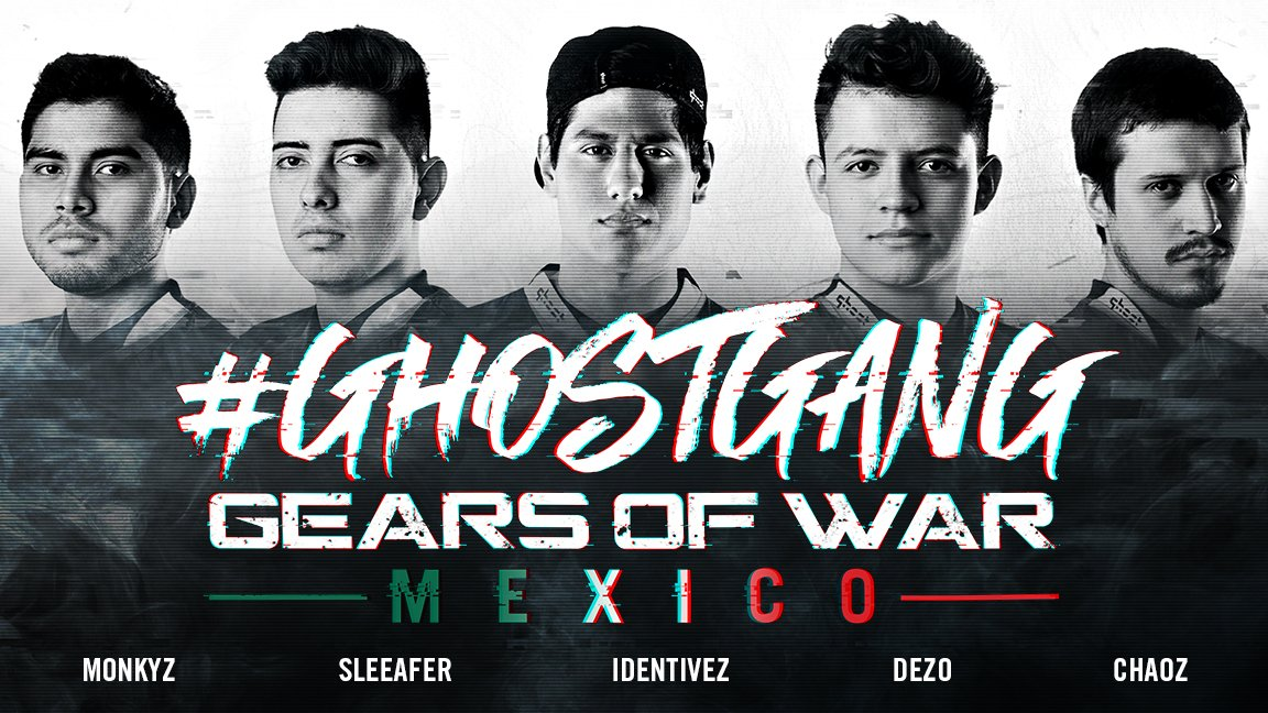 The Kings hold a new throne now.  #GhostGears 🇲🇽  @Identivezk  @Dezo6od  @SleeaferMLG  @MonkyzMLG  @ChaozoWn Coach: @DEMIZEVIL