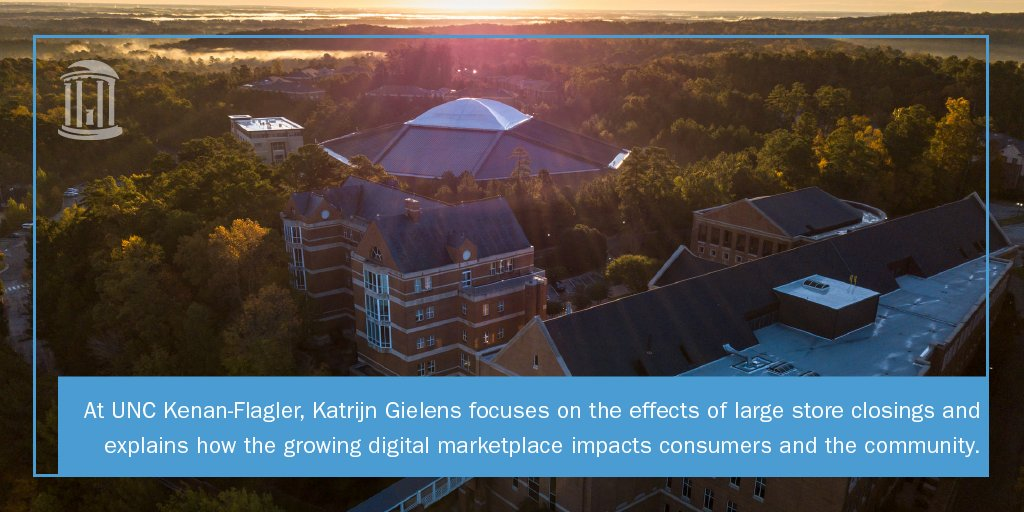 From local grocery stores to larger corporations like Sears, when companies shutdown, there's a large effect on communities and the market. An internationally recognized expert on this topic, @kenanflagler's Katrijn Gielens explains why: https://t.co/Pn3cOtYrvb https://t.co/yAlnJ…