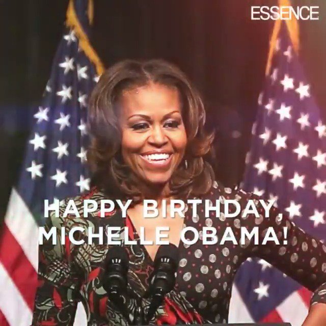 ESSENCE's photo on Michelle Obama