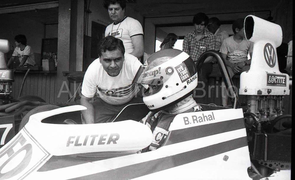 Bobby Rahal, Berta-Dodge, M.A.F-2 Bs As , 1982 @BobRahal @dcoronel  @MercadoM75