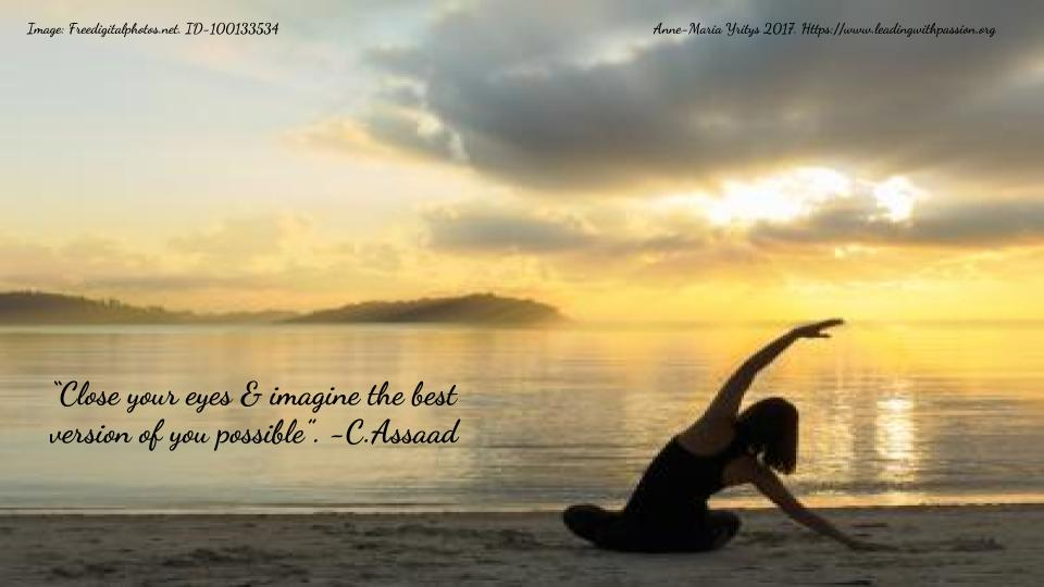 How can you learn to focus your mind to become the best version of yourself? http://bit.ly/YOGA11111  #happiness
