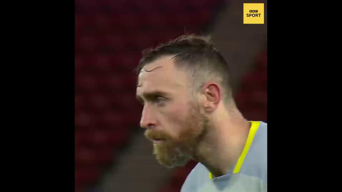 Match of the Day's photo on Richard Keogh
