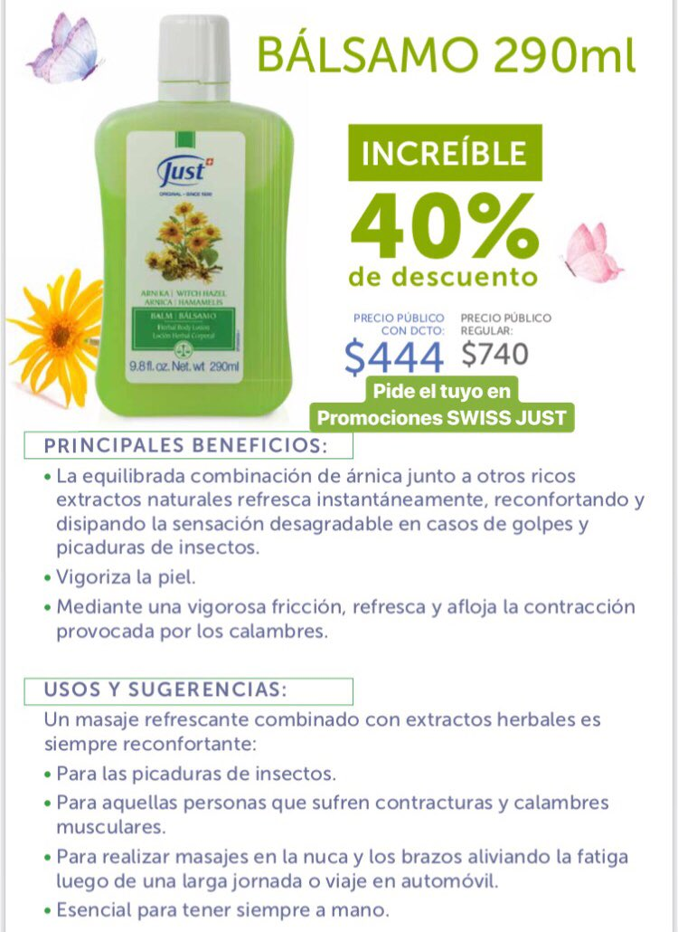 Productos just ofertas semanales