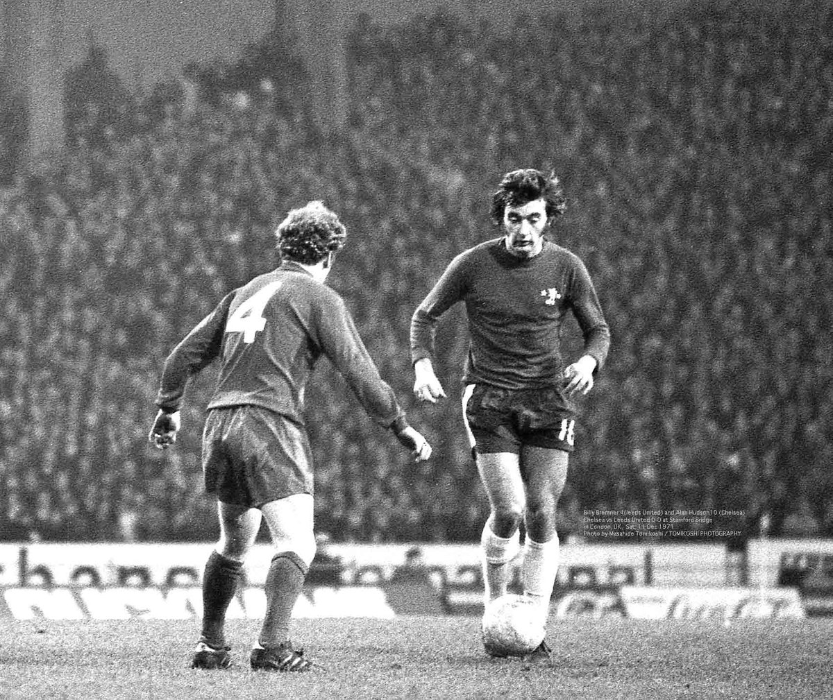 "tphoto on Twitter: ""Billy Bremner 4(leeds United) and Alan ..."