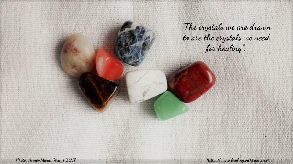 Why should you learn more about the healing energies of different crystals? http://bit.ly/MAGIC888  #leadership #communication