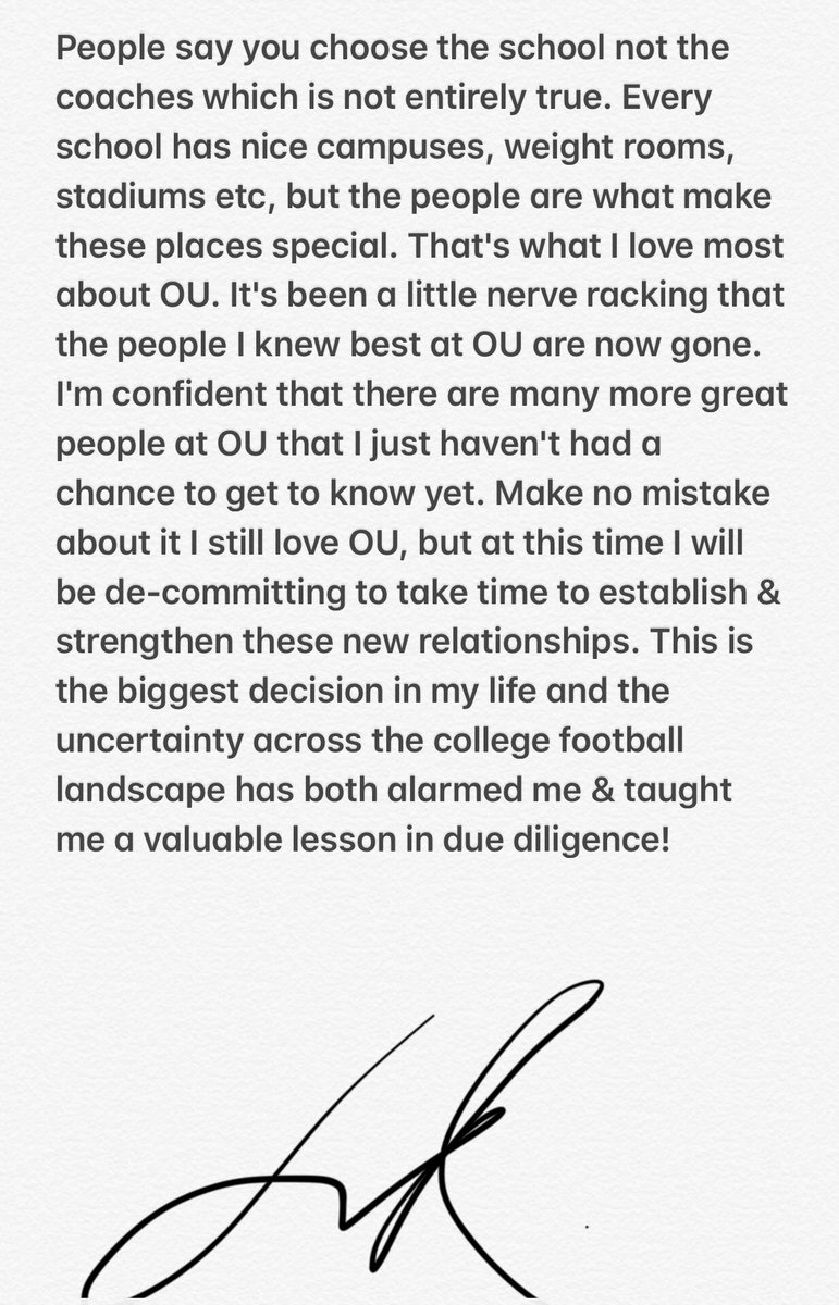 Top 2020 4-Star RB Announces His Decommitment