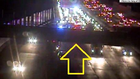 #TRAVELADVISORY Dekalb Co: Crash. I-285/sb(inner loop) at Memorial Dr(exit 41). Two right lanes blocked. Delays.   https://t.co/N52KLd61yS  #ATLTraffic