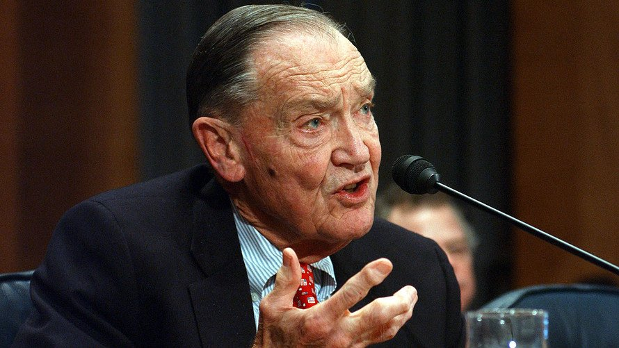 This is what Jack Bogle once said about investing in the time of Trump #WednesdayWisdom https://t.co/tkgE6JX8s8