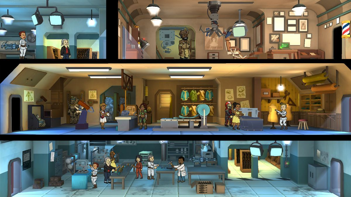 Warner's Westworld game is closing following its Fallout Shelter settlement with Bethesda buff.ly/2TRBOjG