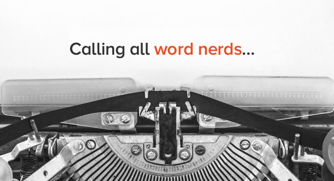 Dear word nerds,  Your favorite newsletter is coming back with brand spankin' new stories on the scientific origin of words. That's right, Science Diction is returning!   Sign up to get the first issue TOMORROW! https://t.co/EIw4ouJXjt