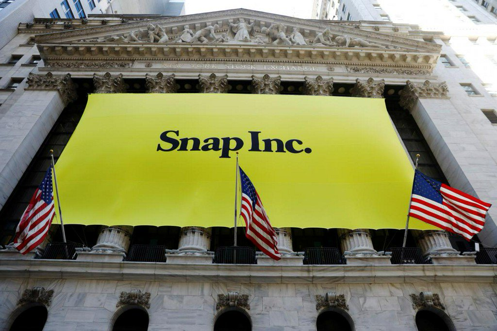 Snap shares hit by second CFO exit in a year https://t.co/iquzaA7ixX