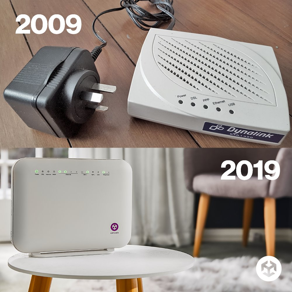We couldn't resist! 😂 #10YearChallenge https://t.co/41BBZaobRr
