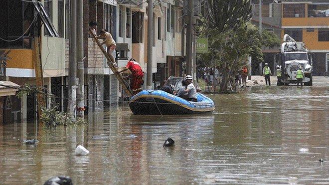 #URGENTE | SJL: Declaran en estado de emergencia zona afectada por aniego https://t.co/t5wyeLNakC