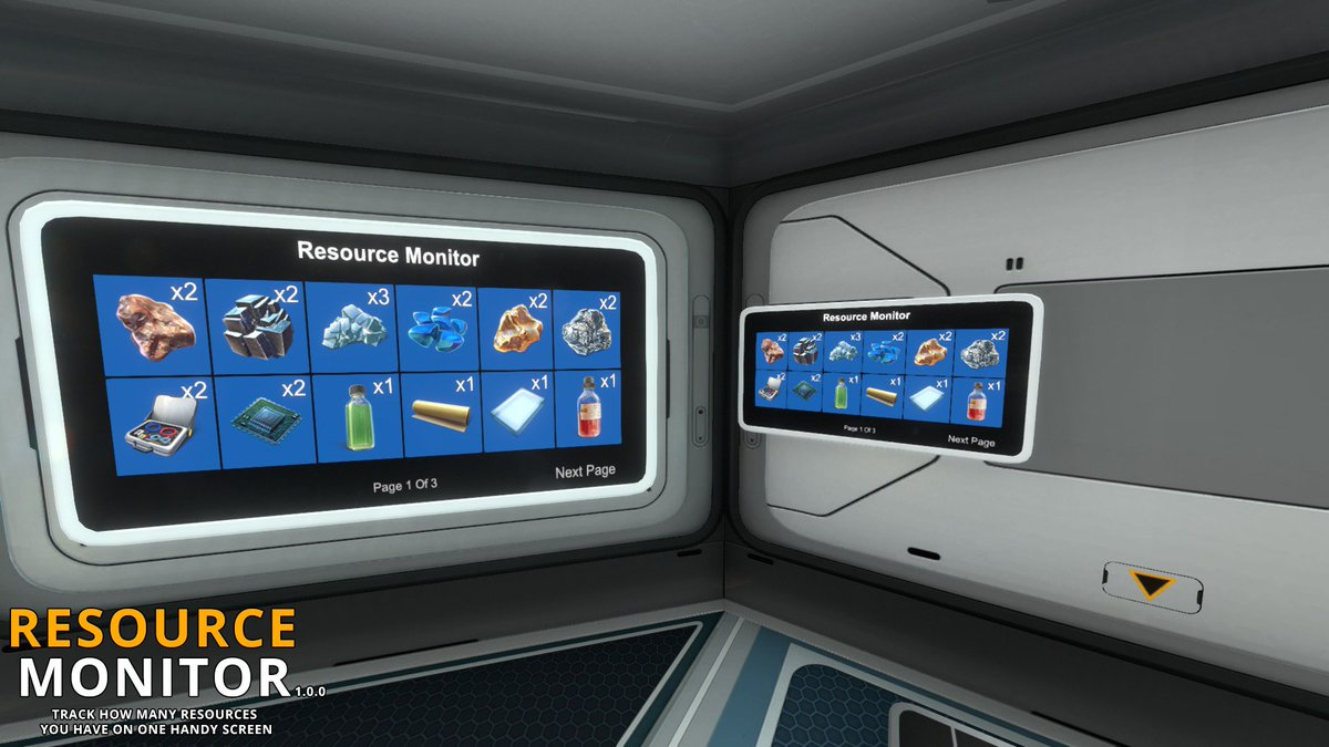 Nexus Mods On Twitter Resource Monitor For Subnautica Adds A