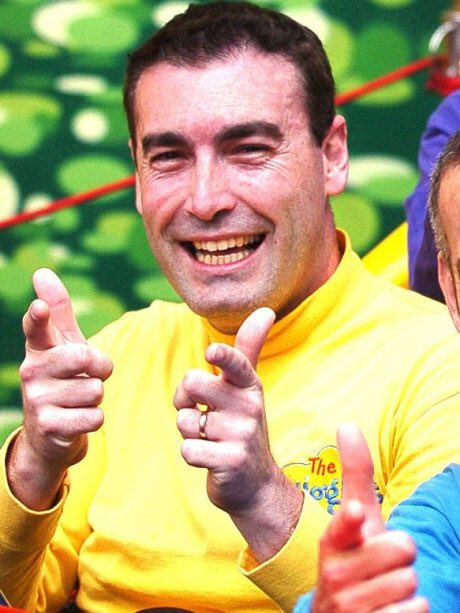 Happy Birthday to the very talented original Yellow Wiggle Greg Page! Keep on wiggling!