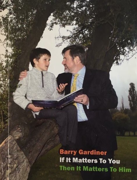 Just been sent this old Barry Gardiner leaflet and actually cannot stop laughing https://t.co/fW9ETqX1oK