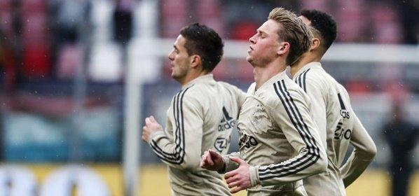 Ajax Fans's photo on de jong