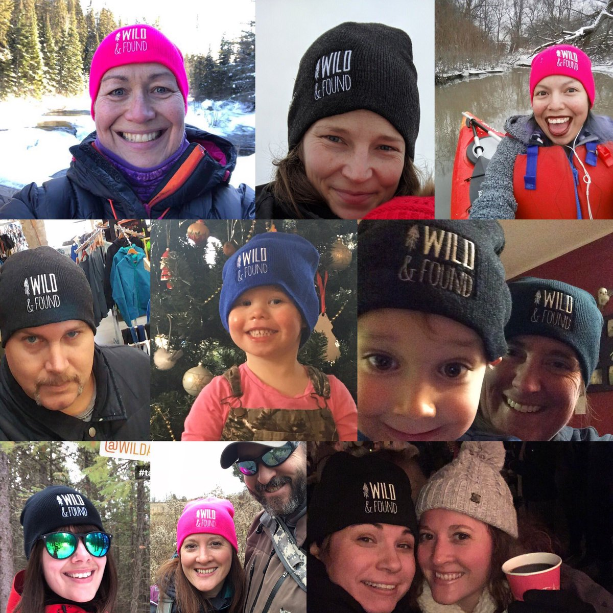 Doing a little giveaway on Instagram! Go check out @wildandfound for a chance to win a new toque for you and a friend! #wildandfound #tagafriend <br>http://pic.twitter.com/nVasvh2Rcm