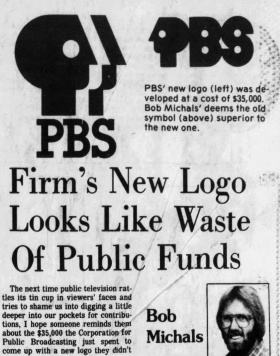 Your 1984 business update: PBS unveils terrible new logo https://t.co/CLeAr6xJtj