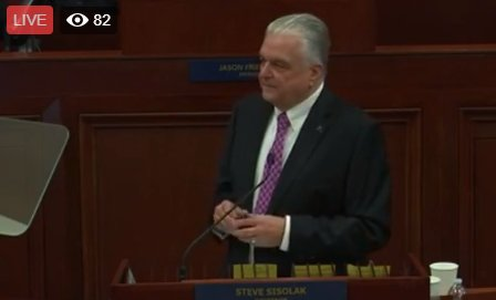 #LIVE --> @GovSisolak: We can be tough on crime...and still reduce recidivism. >> https://t.co/rAhl5dG15f
