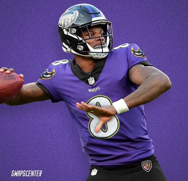 if the Ravens wore these what would y'all think? vote in the poll below <br>http://pic.twitter.com/21kQk7dFC6