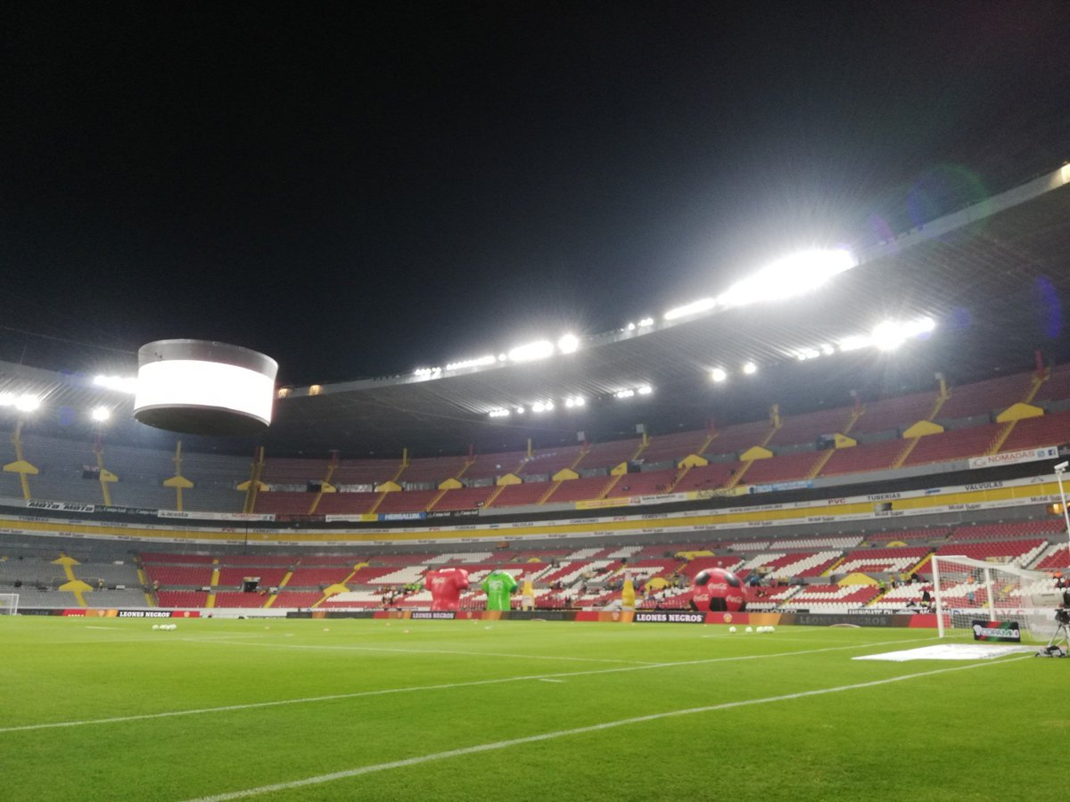 Miguel Ángel Avilés's photo on Estadio Jalisco