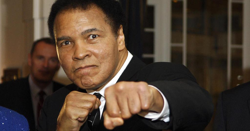 Louisville airport to be renamed after boxing legend Muhammad Ali https://t.co/p75xKLogJx