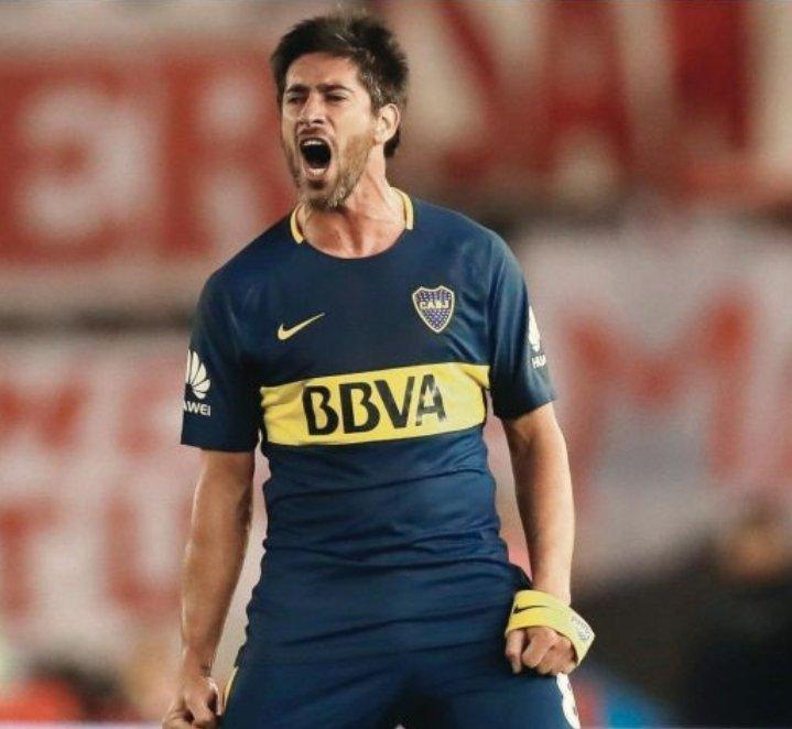 Hernán Feler's photo on #Boca