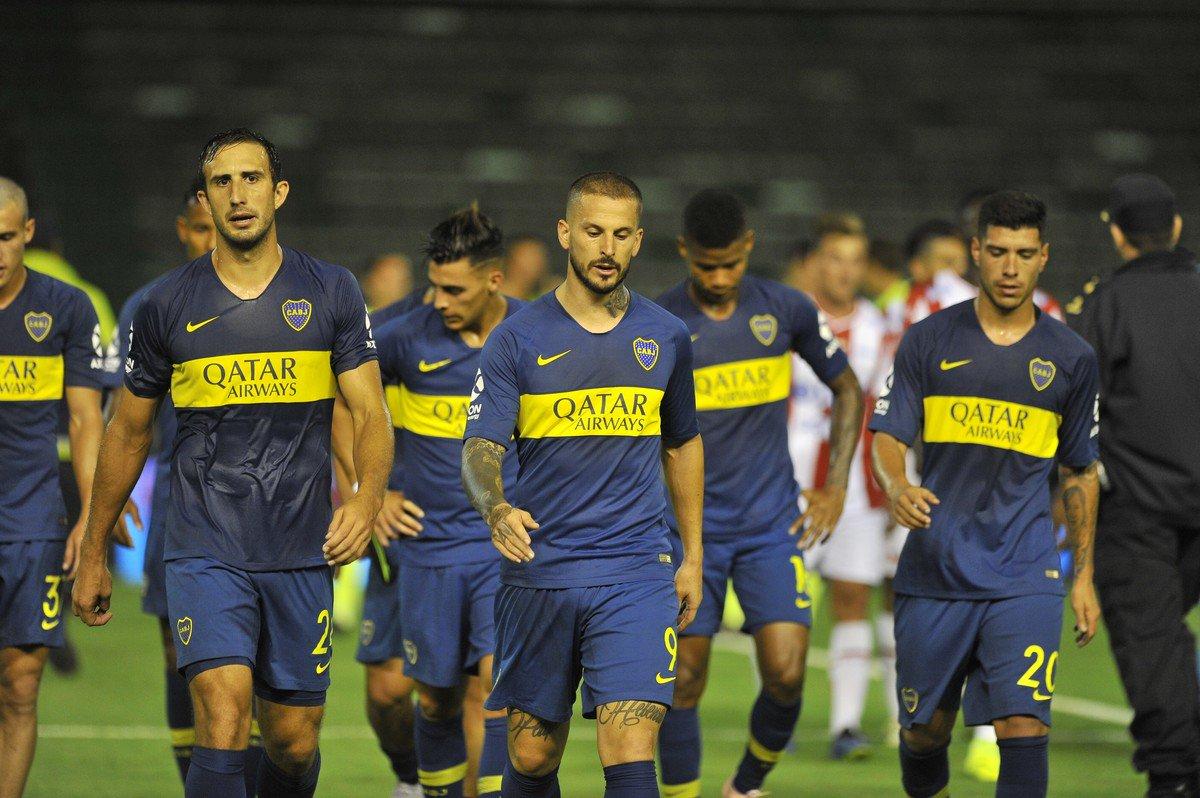 Diario Olé's photo on #Boca
