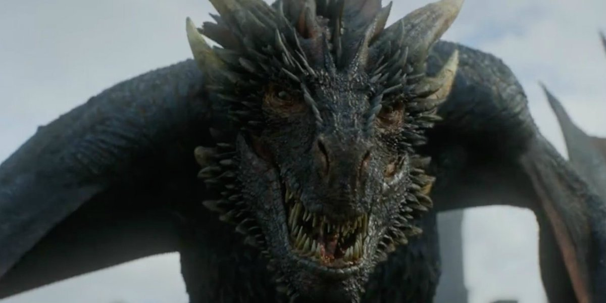 One of my favorite scenes from #gameofthronesseason7 is of this guy. #spoilers #AppreciateADragonDay<br>http://pic.twitter.com/yi0RHBilXt