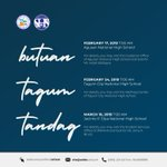 Image for the Tweet beginning: ANNOUNCEMENT | Go the Ateneo