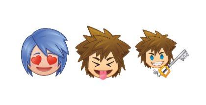Sora And Aqua Clear Event Begins In Disney Emoji Blitz