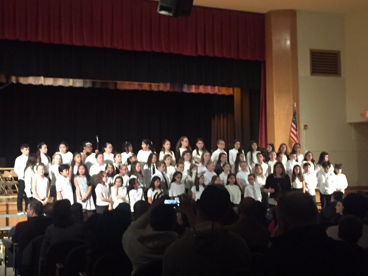 FANTASTIC Winter concert by CV Starrs 4/5th grade Chorus, 5th grade Orchestra and Band!