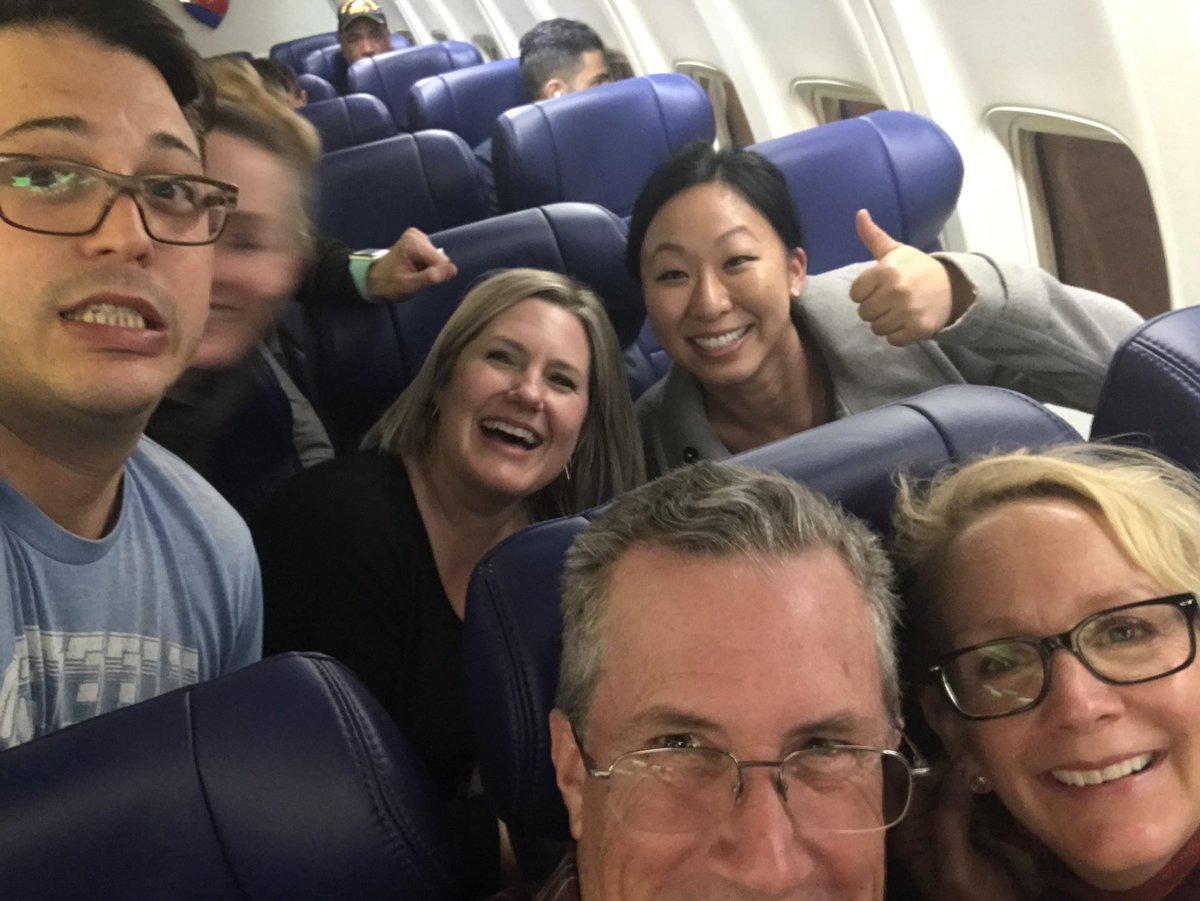 Half of our @VistaNGSS CLT team is on their way to San Francisco for the mid-year science leadership institute! #Itsbeenalongjourney #CANGSS #WeLoveScience <br>http://pic.twitter.com/eqklTd8mHd