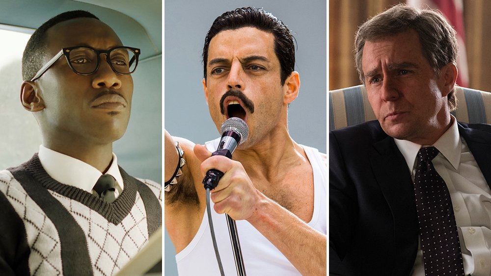 Inside an Oscar season of anger, from #GreenBook to #Roma https://t.co/BC3f1iCwn4
