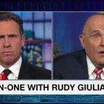 #Giuliani Twitter Photo