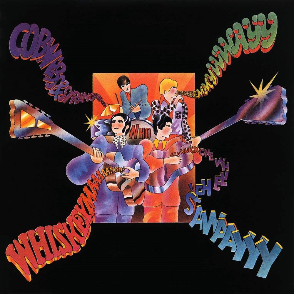 Alan Aldridge Art   The Who - A Quick One - Album Cover <br>http://pic.twitter.com/LhRB3Q0mfT